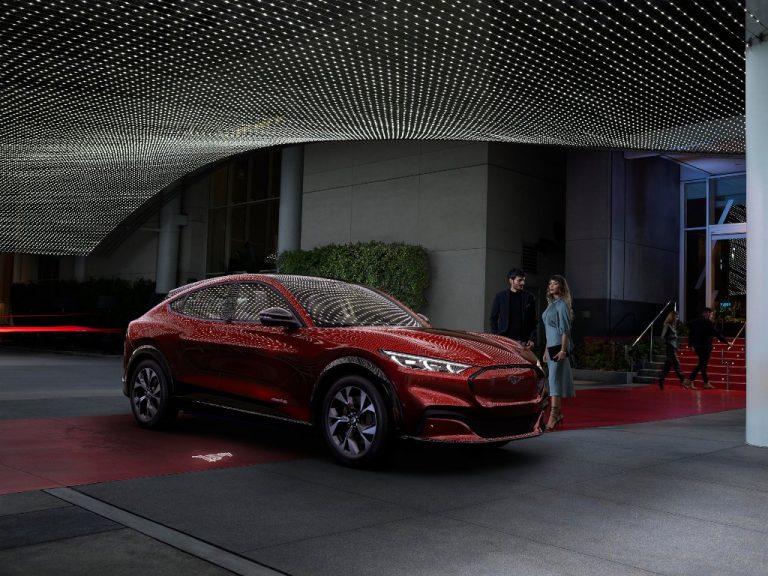 Mustang Match-E tiene soluciones para actualizar su software y tracción AWD