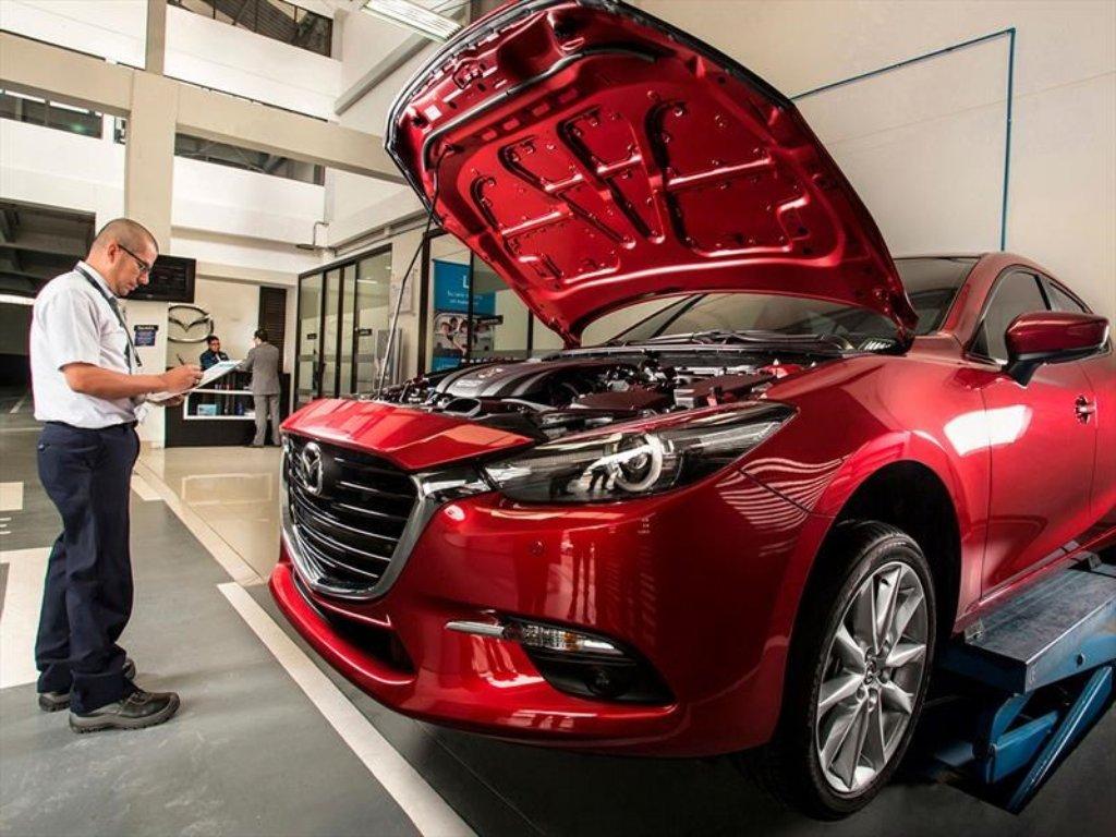 Mazda realziará cambios de aceite a coches de sector salud sin costo