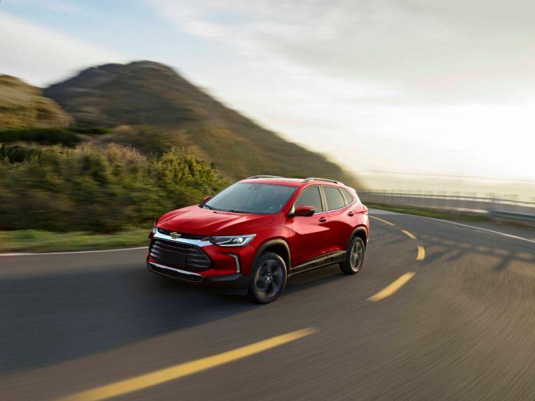 Chevrolet Tracker 2021 llegará a México la segunda mitad de 2020
