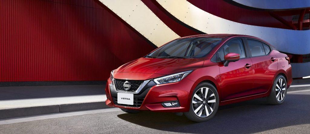 Nissan Versa sigue siendo el coche más vendido en 2020