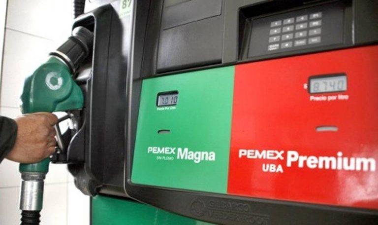 suba gasolina magna