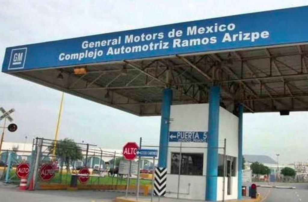 General Motors reabre en México