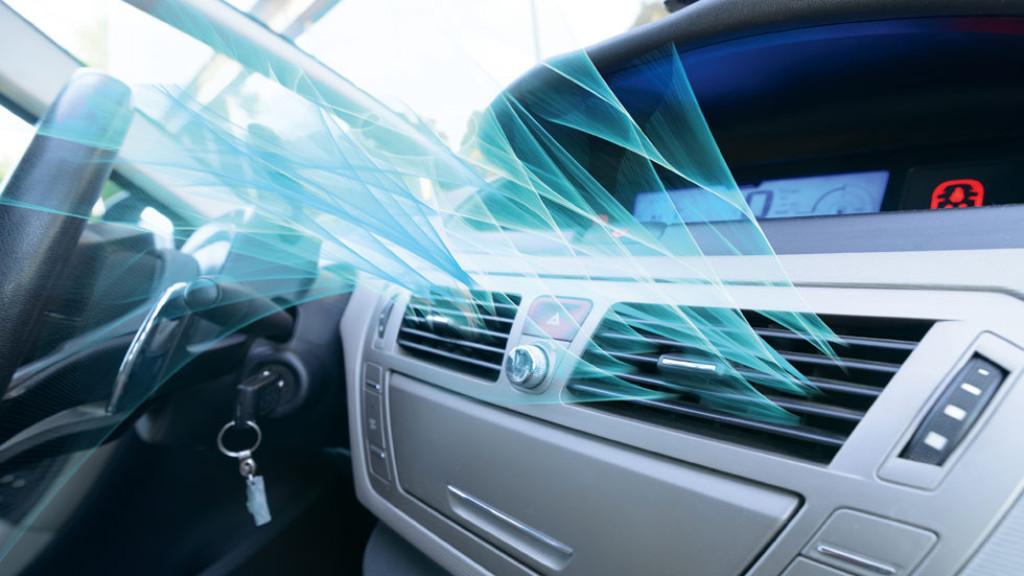 El aire acondicionado puede ser un lugar donde se alojan virus, hongos y bacterias