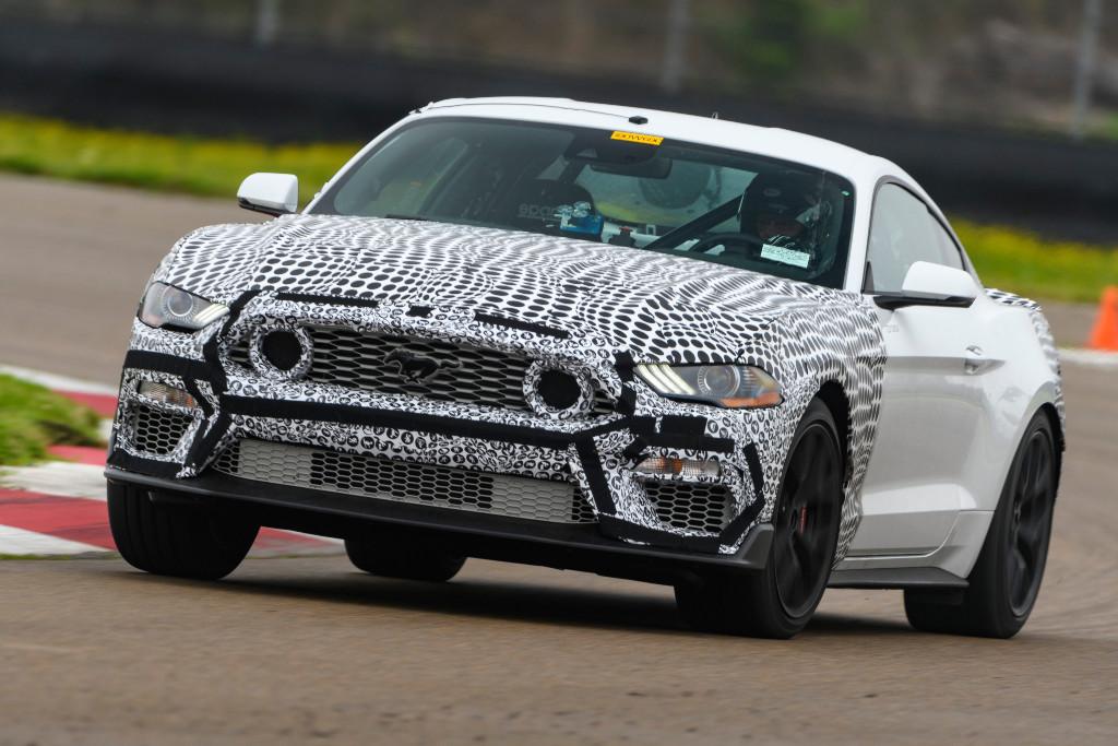 Ford Mustang Mach 1 regresará este año con motor V8 de 5.0 L