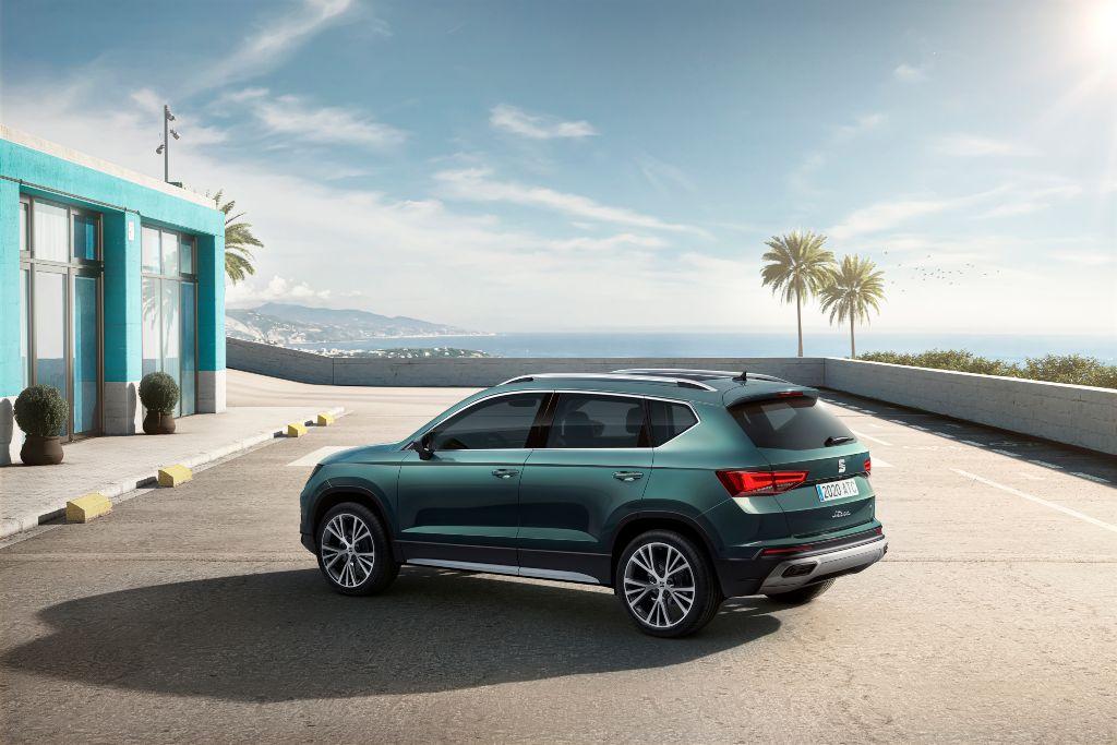 Nueva Ateca 2020, lo qu dejó ver SEAT sobre su SUV.