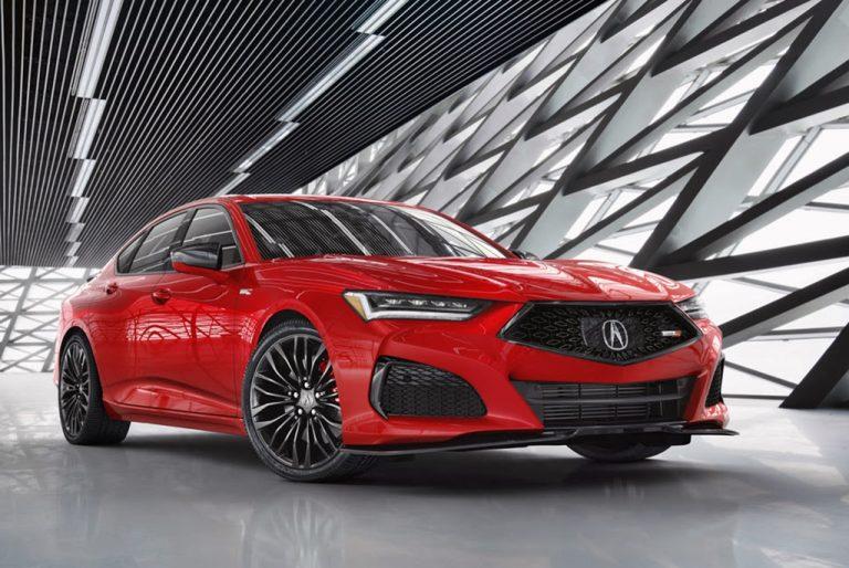 TLX el nuevo deportivo de Acura