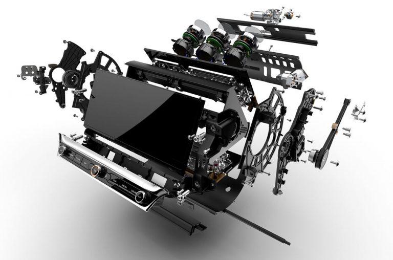 Bentley innova la pantalla de los coches