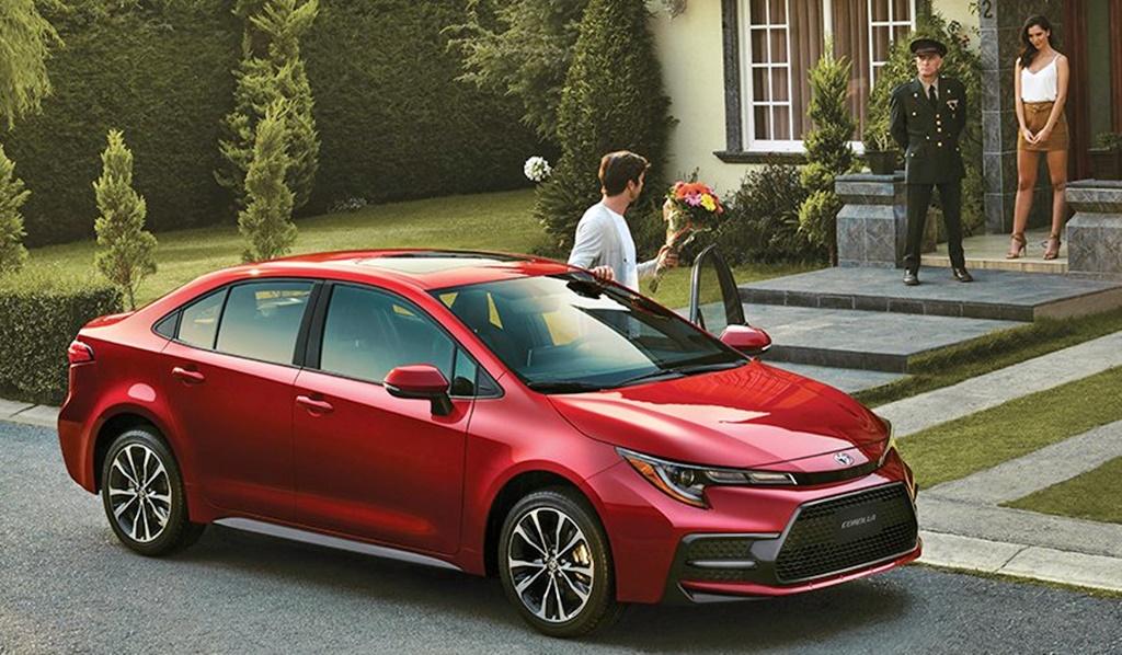 Profeco llama a revisión a modelos de Toyota