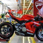 Ducati, las carreras de motocicletas