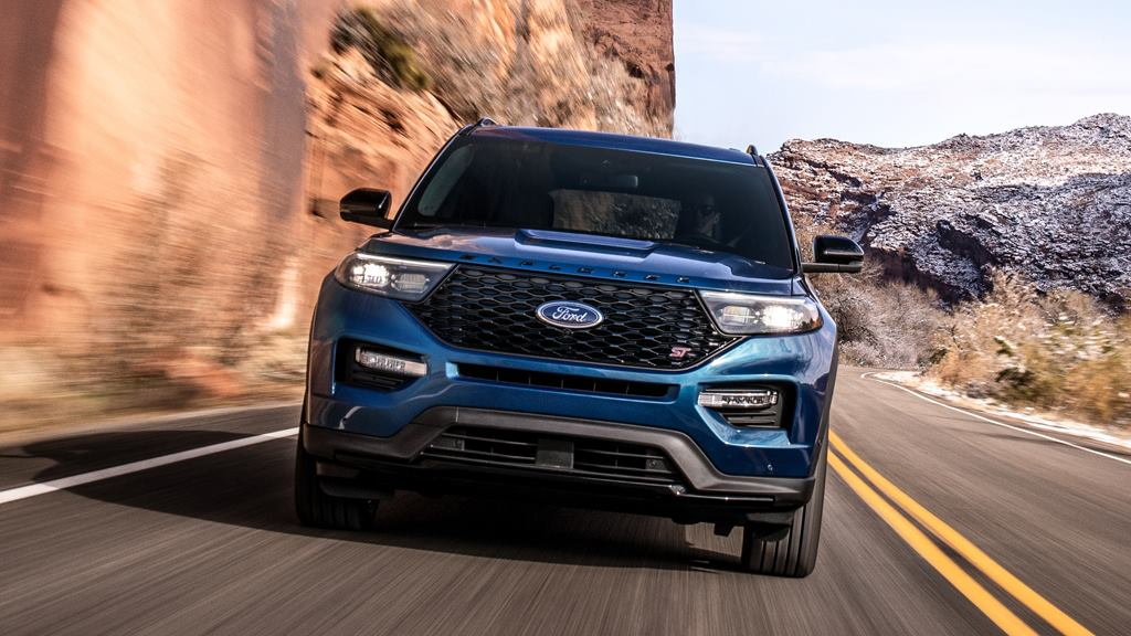 La renovada ford explorer