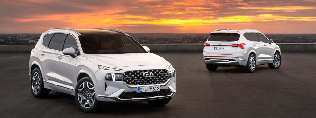 Hyundai enseña nueva Santa Fe, ahora estará electrificada