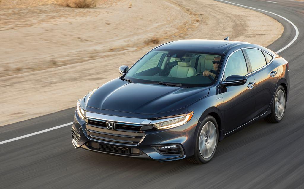 El nuevo Honda Insight 2021