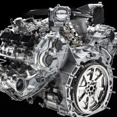 Nettuno, el nuevo motor de maserati