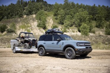 55 años del Ford Bronco