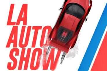 Auto Show de Los Ángeles