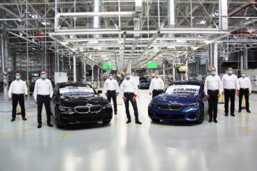 BMW lanza nuevo híbrido desde México