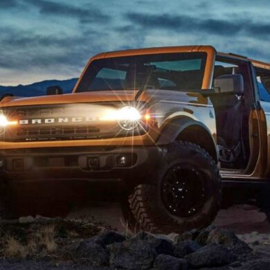 Ford Bronco Raptor