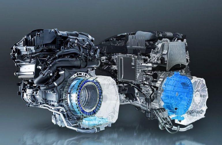 Motores de Mercedes Benz