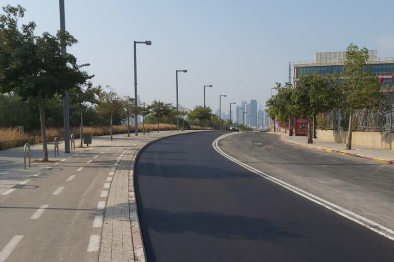 carretera eléctrica
