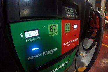 cuota a gasolinas