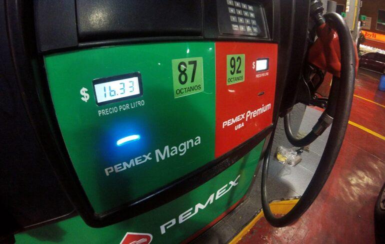 Gasolineras y la nom 055