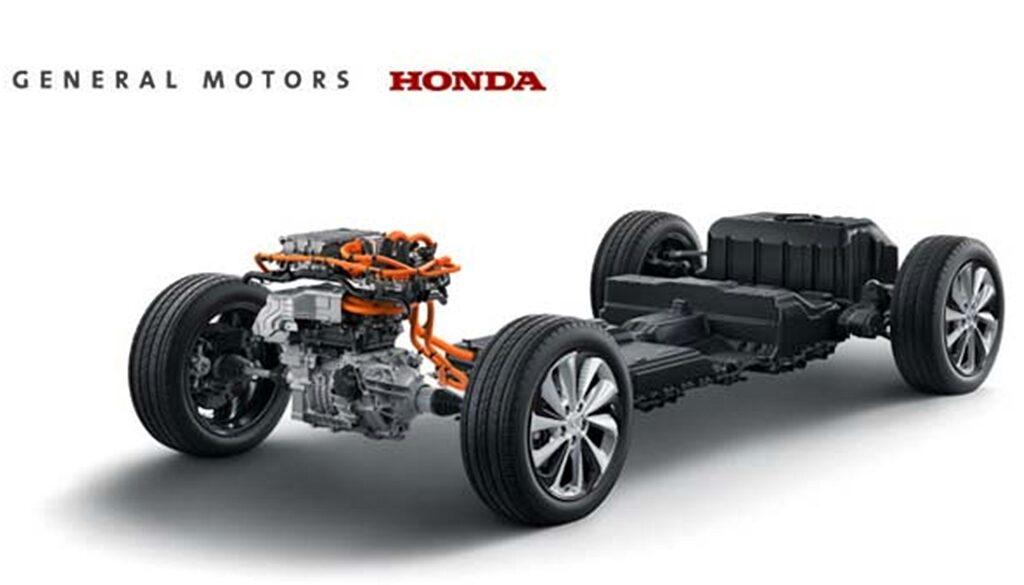 Honda y General Motors