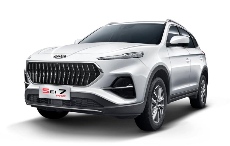 Sei7 Pro la nueva SUV de JAC