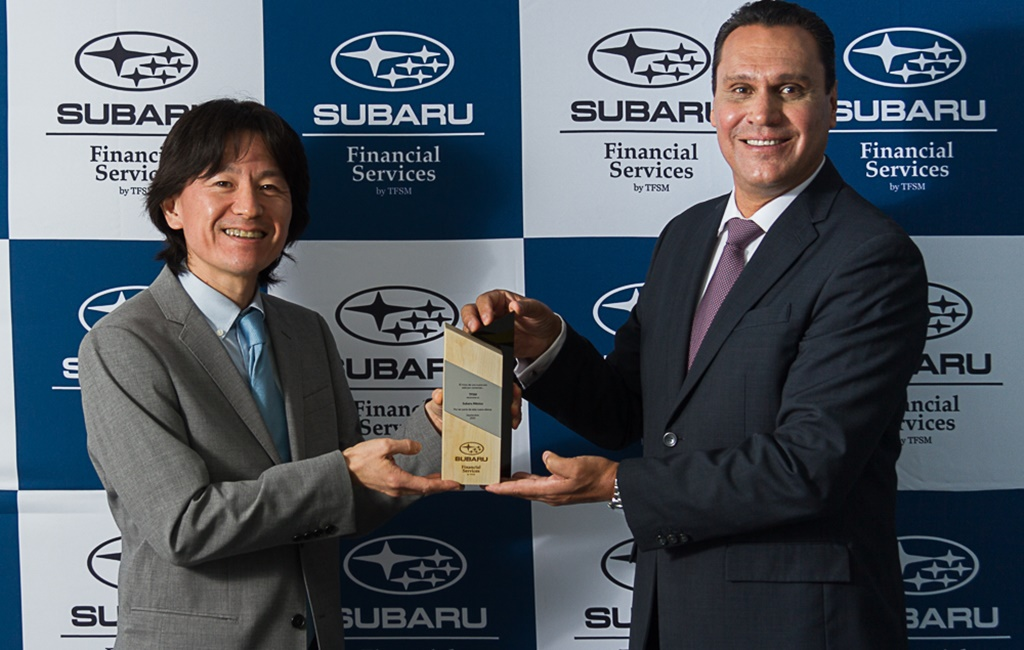 subaru financial services