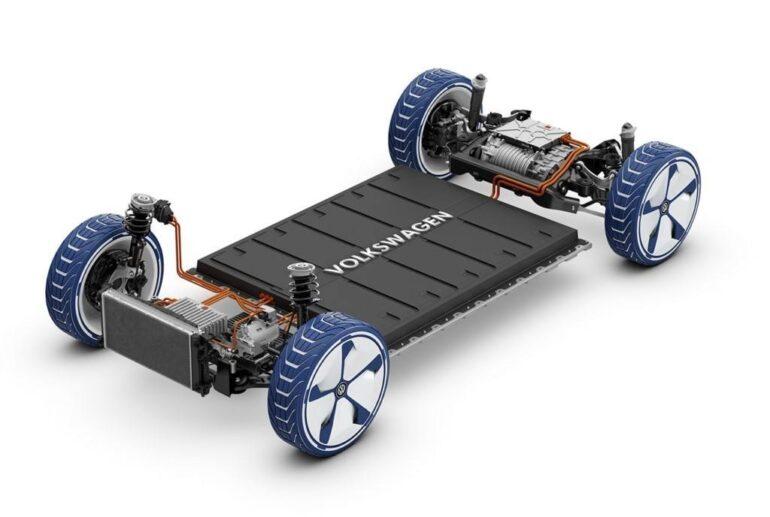tracción trasera en coches eléctricos