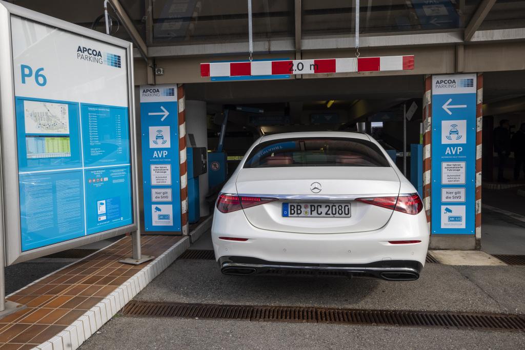 Mercedes Benz y Bosch
