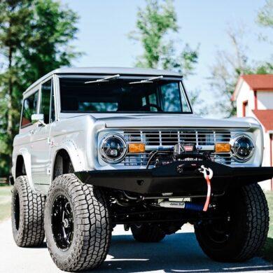 Bronco Sport 1977