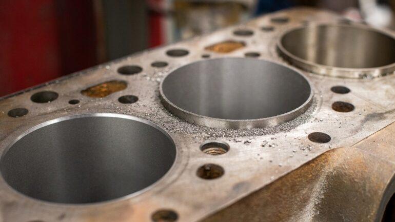 rectificado de cilindros