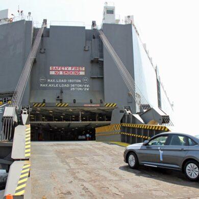 exportación marítima