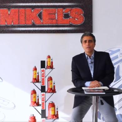 Mikel's revela retos del mercado de repuesto
