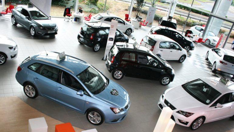 venta de autos en septiembre