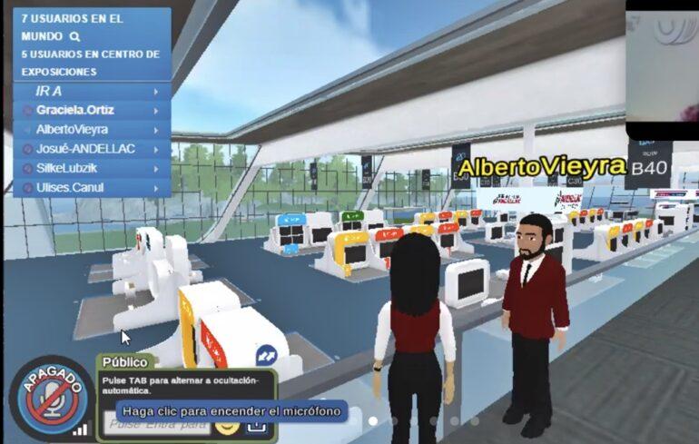 andellac y su expo virtual
