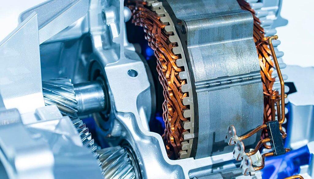 motor eléctrico inteligente