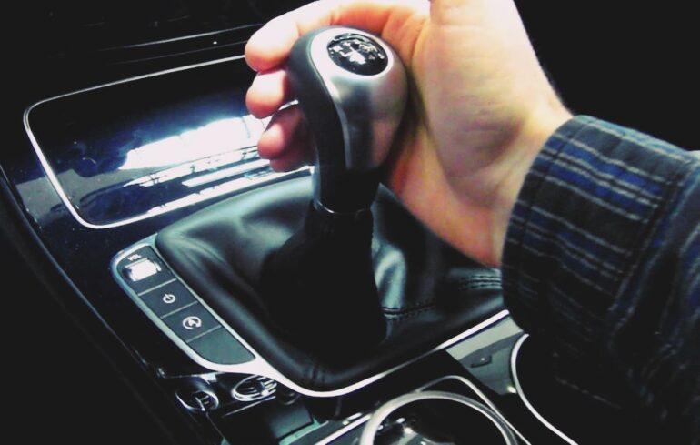 transmisión manual de mercedes