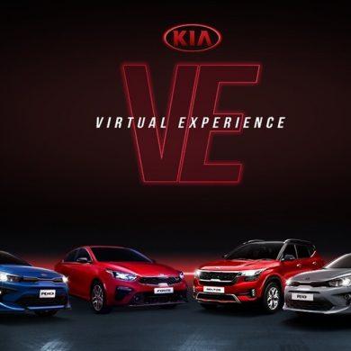 KIA Virtual Experience