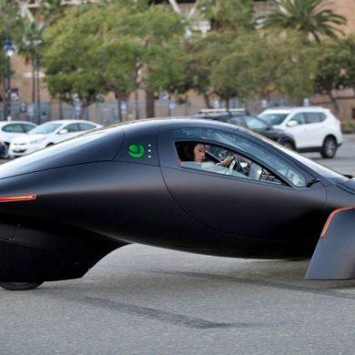 Aptera, coche eléctrico