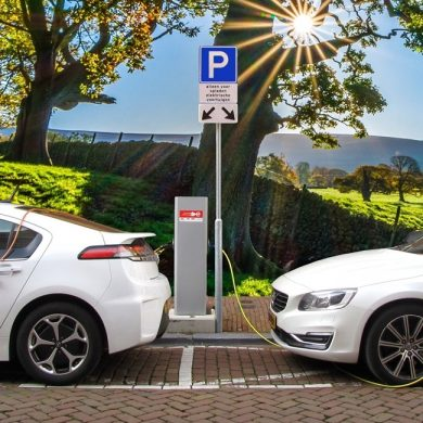 venta de eléctricos e híbridos