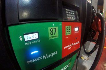 Gasolina eficiencia energética