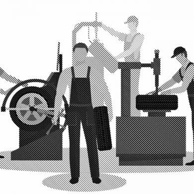 Comunicación en el taller mecánico