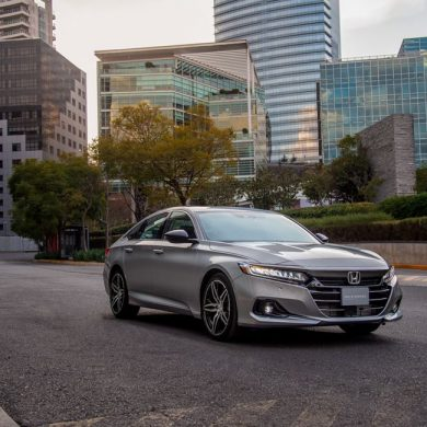 Honda Accord 2021