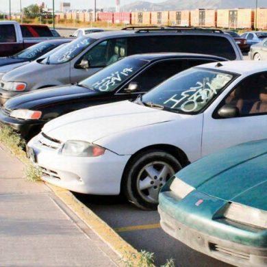vehículos ilegales