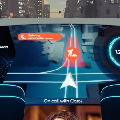 Qualcomm Automotive Redefined: Technology Showcase y tecnología 5G