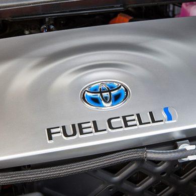 hidrógeno en coches