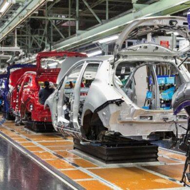 salarios industria automotriz