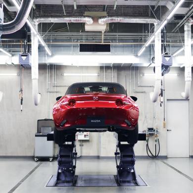 Mazda Service To Go