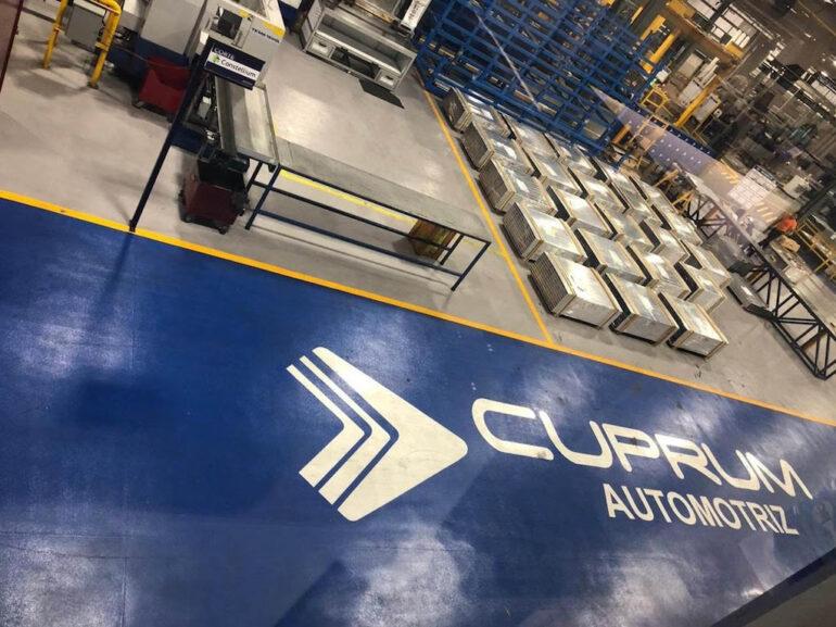 Cuprum busca crecer 40% en la división automotriz